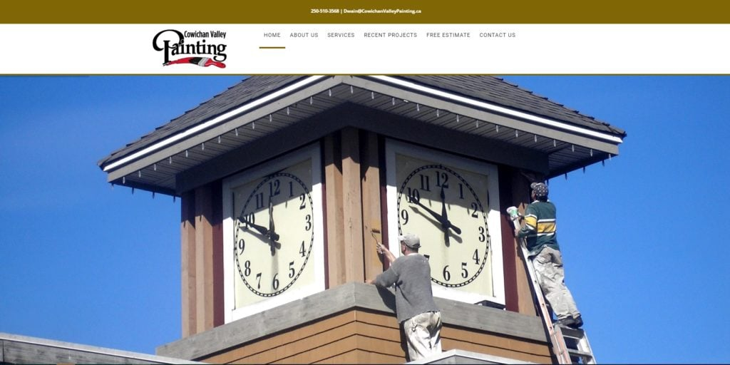 websites for house painters