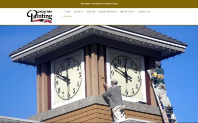 Outstanding Clients: CowichanValleyPainting.ca – Painting the Cowichan Valley