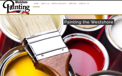 Outstanding Clients: WestshorePainting.com – Victoria's Painting Professionals