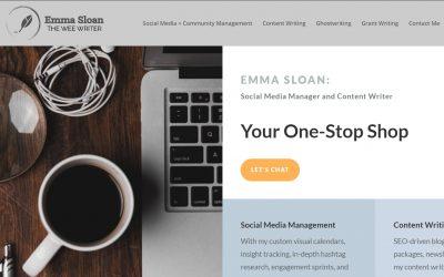 Websites for solopreneurs – WeeWriter.ca