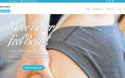 Small Business Spotlight  Active Therapy in North Vancouver